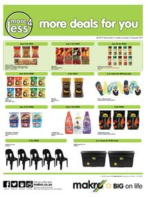 Makro : More for less (01 Oct - 31 Dec 2017), page 1