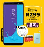 Samsung Galaxy J8 LTE-On MTN Made For Me S