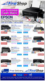 First Shop : Say Goodbye To Cartridges (16 Nov - 30 Dec 2015), page 1