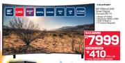 "Blaupunkt 65""(165cm) UHD Smart Digital Curved LED TV STY2265"