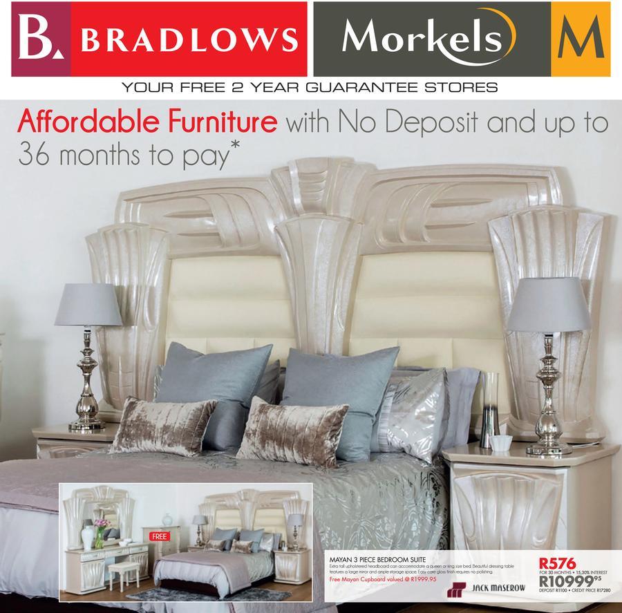 Bradlows & Morkels (20 Jun - 9 Jul 2016)