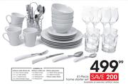 41 Piece Home Starter Set