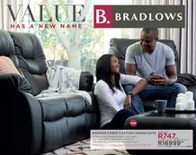Bradlows : Value Has A New Name (22 Sep - 12 Oct 2016), page 1