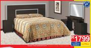 Toledo 2 Piece Bedroom Suite