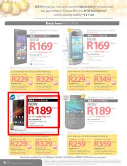 MTN : Y'ello Deals (2 Dec - 26 Dec 2013), page 6