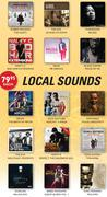 Local Sounds CD-Each