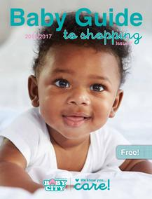 Baby City : Baby Guide (01 Jun - 31 Dec 2017), page 1