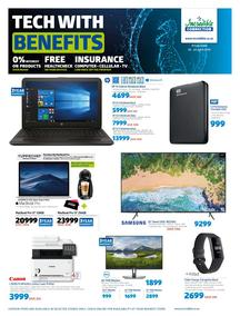 Incredible Connection : Tech With Benefits (10 Apr - 22 Apr 2019), page 1