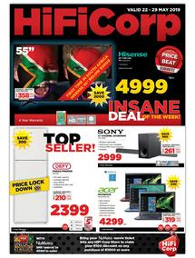 HiFi Corp : Insane Deal (22 May - 29 May 2019), page 1