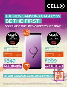 Cell C (01 Mar - 31 Mar 2018), page 1