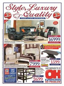 OK Furniture : Luxury & Quality (14 Feb - 26 Feb 2017) , page 1