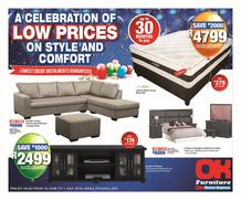 OK Furniture : Low Prices (19 Jun - While Stock Last), page 1