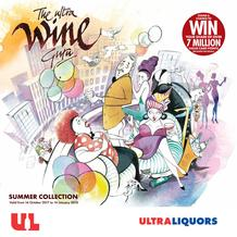 Ultra Liquor : The Ultra Wine Guru (16 Oct - 14 Jan 2018), page 1