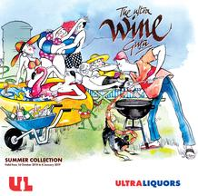 Ultra Liquors : Summer Wine Guru (14 Oct - 06 Jan 2019), page 1