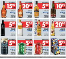 Ultra Liquors : Coupons (01 Apr - 30 Apr 2017), page 1