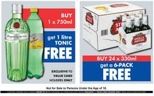 Ultra Liquor : Offers  (01 Aug - 31 Aug 2017), page 1