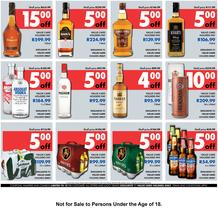 Ultra Liquor : Coupons (01 Sep - 30 Sep 2017), page 1