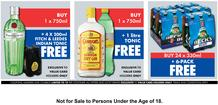 Ultra Liquor : Offers  (01 Sep - 30 Sep 2017), page 1