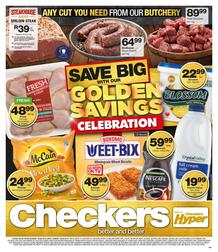 Checkers Western Cape : Golden Savings (18 Jun - 24 Jun 2018), page 1