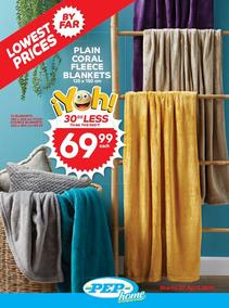 Pep : Lowest Prices (27 Apr - 30 May 2019), page 1